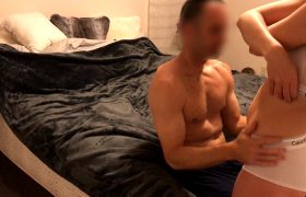 A Quickie With The MILF Next Door – Just4FunCpl
