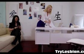 Aaliyah Love, Cherry Torn – Inappropriate Touching
