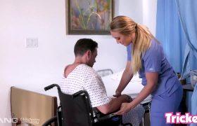 AJ Applegate – Nurse On Call Fucks The Patient