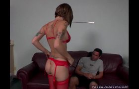 Allie Sin – North Pole, Her Most Enthusiastic Scene