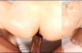 Asian American Goddess Amateur Mia 1st Interracial Sex Casting HD.