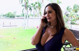 Ava Addams – Fucks Her Stepson For Sniffing Her Panties