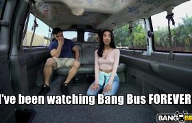 Bang Bus' Biggest Fan Finally Gets Her Chance To Ride.