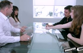 Brooklyn Gray, Cleo Clementine – Daughter Dick Down