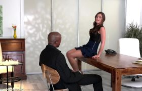 Caprice – My First Time Going Black