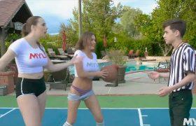 Chanel Preston, Krissy Lynn – Jerking Up A Sweat