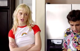 Chloe Cherry & Emily Willis – That 70s Ho Fez In The Middle