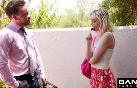 Chloe Cherry – Naughty Schoolgirl Fucks The Teacher