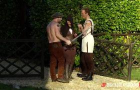 Ella Hughes & Danny D – The BeWitcher – Scene 1