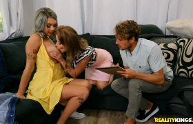 Gabbie Carter And Emily Addison – Clit Counseling