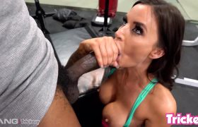 Gia Dimarco Gets A Personal Training Session For Her Pussy