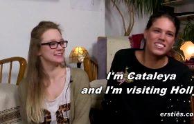 Holly & Cataleya – 2 Hotties From Hamburg