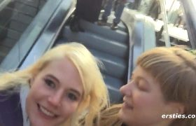 Isabella & Ida – All Aboard The Quiet Train
