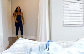 Jacked MILF Squirts All Over Her Step-son!