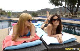 Jayme Langford And Vanessa Veracruz – Amazing Licking