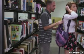 Joseline Kelly – Banging The Hot Brunette In The Library