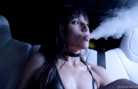 Judy Jolie Has A Wild Wet Dream About Getting Fucked In A Car