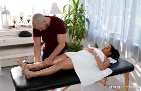 Julianna Vega – Massaging My Friend's Mom