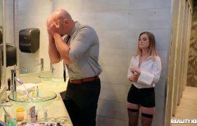 Kara Lee – Bathroom Attendant