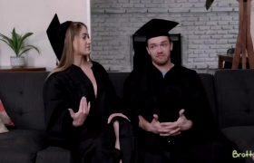 Kenzie Madison – Graduation Day From Bratty Sis