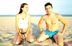 Kim & Paolo – Life's A Beach