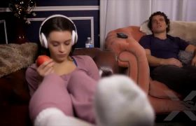 Lana Rhoades – Watching Porn With Sister