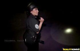 Lela Star – Bad Cop Black Cock