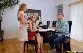 Lena Paul – Studying With A Slut