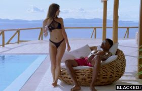 Little Caprice – Hot Wife On Vacation [BLACKED]