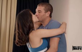 Liv Wild – Perving On His Sister