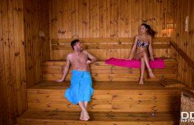 Liya Silver – Sexy Sauna Seduction