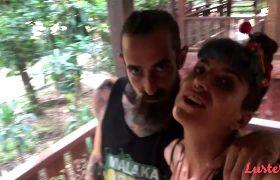 Maya & Edward – Jungle Fuck