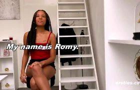 Meet Romy From Netherlands – Ersties