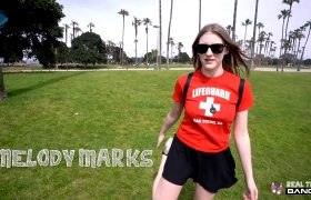 Melody Marks – Melody Marks Loves When People Watch Her Flash