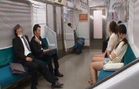 Minori Hatsune And Chika Arimura – Subway Sluts