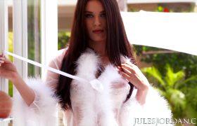 Natural Beauty Lana Rhoades Gets A BBC