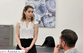 Naughty Office – Alina Lopez