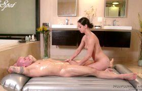 Nuru Massage – Alina Lopez – My Wife's Sister