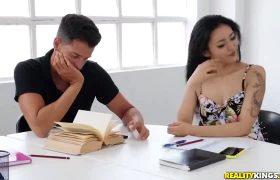 Rae Lil Black – This Class Sucks As Hard As She Does