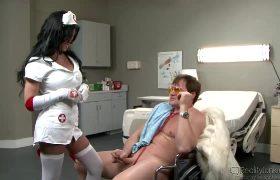 Rebeca Linares & Evan Stone – Big Breast Nurses 6