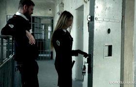 Rebecca Volpetti Is Into Prison Guards