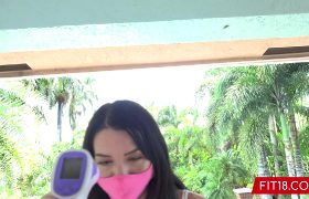 Riley Jean – Covid Check And Initial Casting [FIT18]