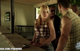 "Riley Steele In The Trailer For ""Code Of Honor"""