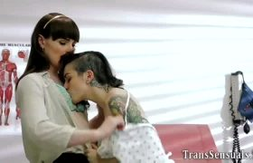 Rizzo Ford – Ass Fingering Trans Doctor