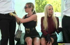 Samantha Saint & Britney Amber – Let's Talk Sex