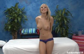 Sexy Blonde Gets Fucked Hard