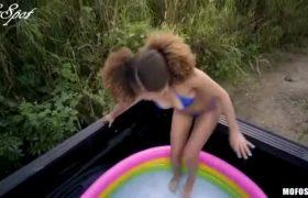 Stranded Teens – Cecilia Lion – Redneck Hot Tub