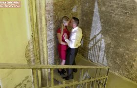 Teen Fuck In Stairwell – La Ciociara 1 – Escape From Rome