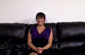 Veronica – Backroom Casting Couch