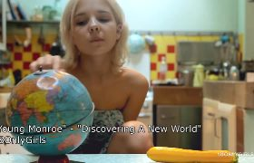 "Young Monroe – ""Discovering A New World"""
